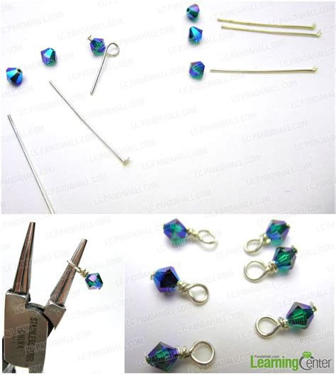 Handmade Jewellery Supplies - beaded jewelry ideas handmade earrings
