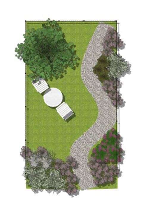 progetto piccolo giardino rettangolare il giardino rettangolare a garden project