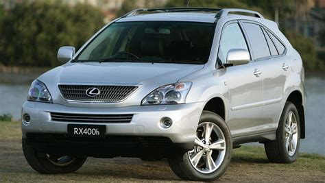 2006 Lexus Rx400h Review by Used Lexus Rx Review 2003 2015 Carsguide