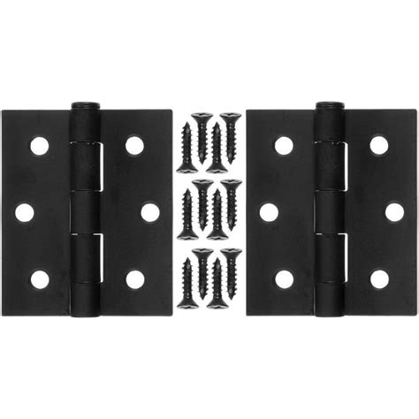 decorative hinges home depot everbilt 10 in black heavy duty decorative tee hinge 2