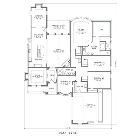 floor plan of house open floor plan house plans houses with small houseopen