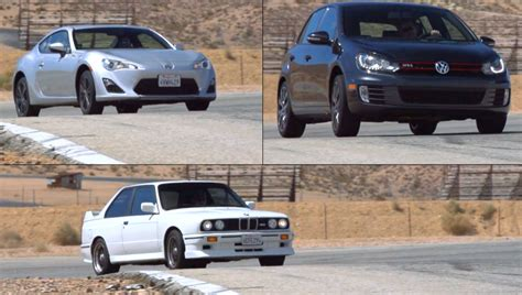 scion gti totd scion fr s vw gti or used e30 m3 which would you