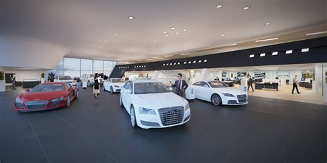 audi dealership interior audi jaguar for cowell auto lng studios