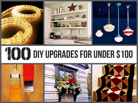 100 home upgrades driving home upgrades with 100 diy upgrades for under 100