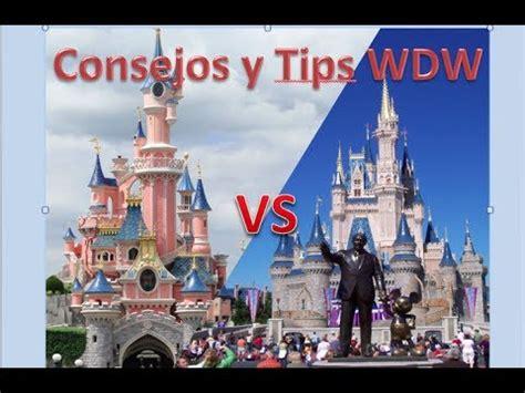 opiniones de walt disney world walt disney world vs disneyland par 237 s consejos y