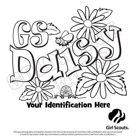 Girl Scout Daisy Printables Just B Cause Scout Coloring Pages Printable Free