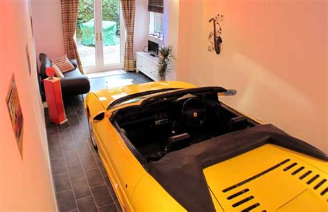 cars parked inside homes pretty or pretty
