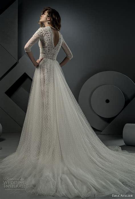 Dress Miss Collections ersa atelier 2018 wedding dresses miss mist