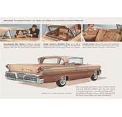 1958 Mercury – Sports Car Spirit And Limousine Ride