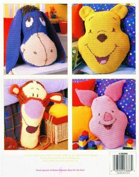 almohadas infantiles almohadas tejidas para ni 241 os solountip