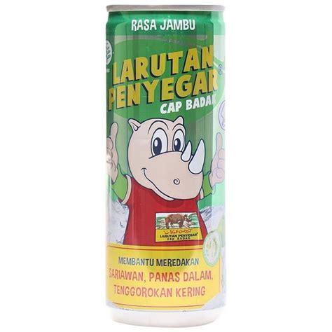 Sinde Larutan Strawberry 320ml batam mall lasegar jambu kaleng 320ml