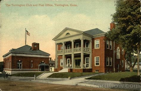 the torrington club and post office