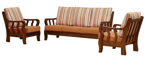 Wooden Sofa Set Designs For Your Living Room
