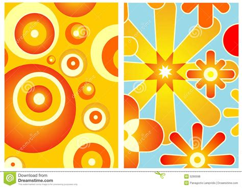 photos from the 70s 70s decor royalty free stock photos image 5290598
