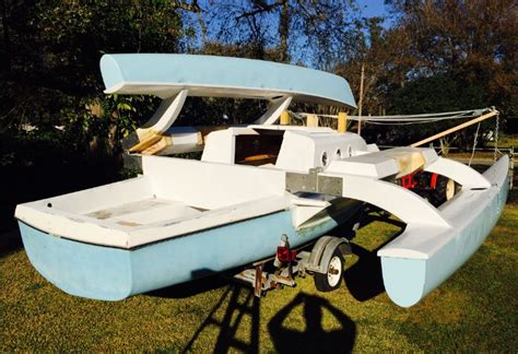 catamaran ventures test macgregor venture hobie trimaran update small trimarans