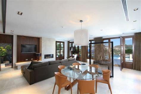 villa interiors modern mediterranean luxury villa in mallorca