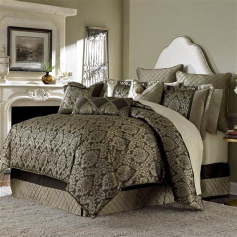 michael amini comforter shop michael amini imperial bed cover the home
