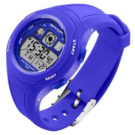 Jam Tangan Premium Sanda Sporty Anak Sd 331 sanda jam tangan sporty anak sd 331 blue jakartanotebook