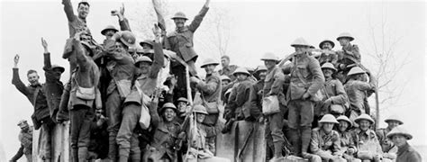 the war to end all wars a look back at world war one a