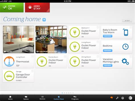 at t debuts digital security and home automation in