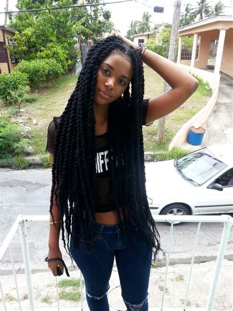 extra long marley braiding hair long marley twists protective style namastayinyourlane