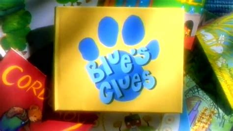 blue ending song blue s clues credits nick jr pictures to pin on