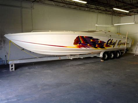 used performance boats for sale florida 1996 used apache warpath high performance boat for sale