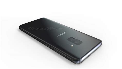 Samsung S9 Pro Samsung Galaxy S9 Gets Pro Cad Renders And 3d