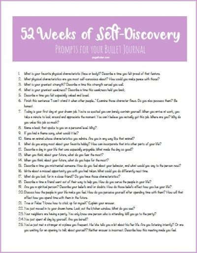 self discovery journal 200 questions to find who you are and what you want in all areas of self discovery journal self discovery questions books 52 weeks of self discovery prompts for your bullet journal