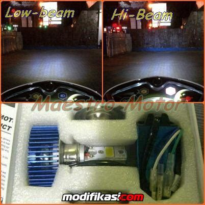Lu Led Sepeda Motor baru led headl sepeda motor