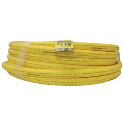 polyethylene gas pipe home depot advanced drainage systems 3 4 in x 100 ft 80 psi poly