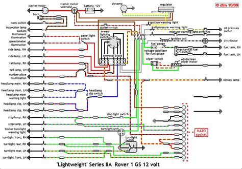 Land Rover Discovery 2 Rear Light Diagram Wiring Diagram