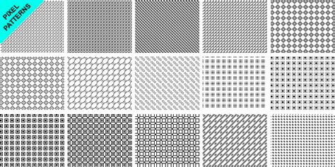 pattern dot pixel 15 pixel patterns graphicsfuel