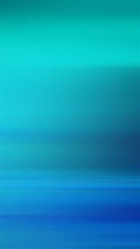 Kemeja White Gradation Blue Abstract