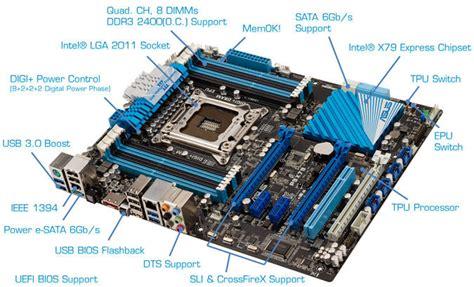 reset bios x79 p9x79 motherboards asus usa
