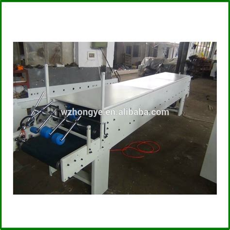 zh 880pft h automatic paper box folding and gluing machine