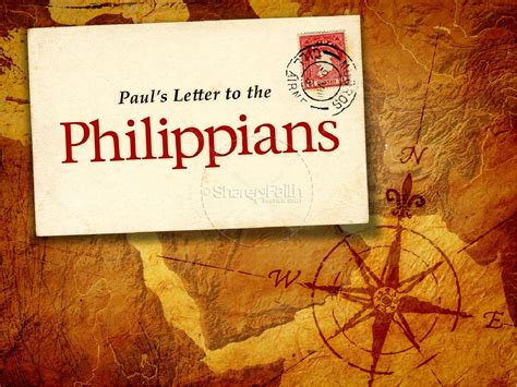 book of philippians powerpoint template new testament books