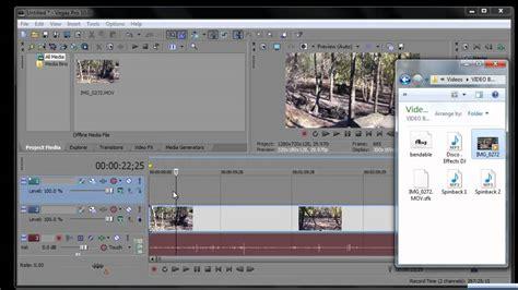 tutorial sony vegas pro 10 youtube sony vegas pro 10 tutorial parte 1 principiantes medio