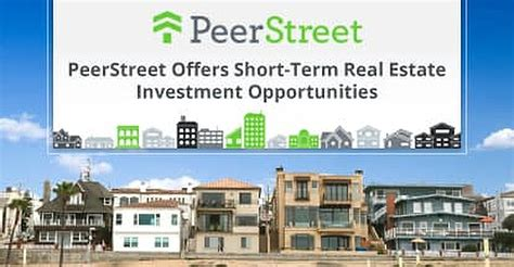 peerstreet users craft diverse portfolios  short term private real estate loan investments