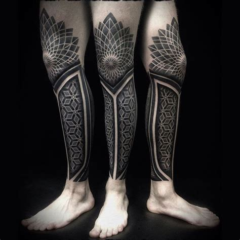 33 best tribal shin tattoo design for images on pinterest