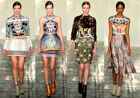Tribal Inspired Clothes by Katrantzou