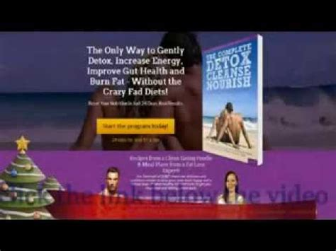 The Complete Detox Cleanse Nourish Ebook by The Complete Detox Cleanse Nourish Program