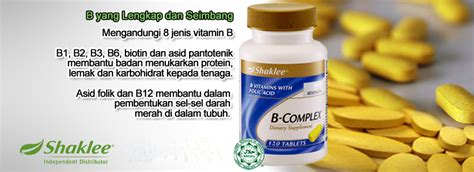 Vitamin B Complex Yang Bagus Kesihatan Archives Dunia Farisya
