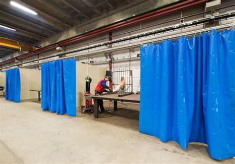 acoustical drape acoustic curtain a10 industridraperier