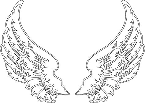 coloring pages of angels with wings angels coloring pages