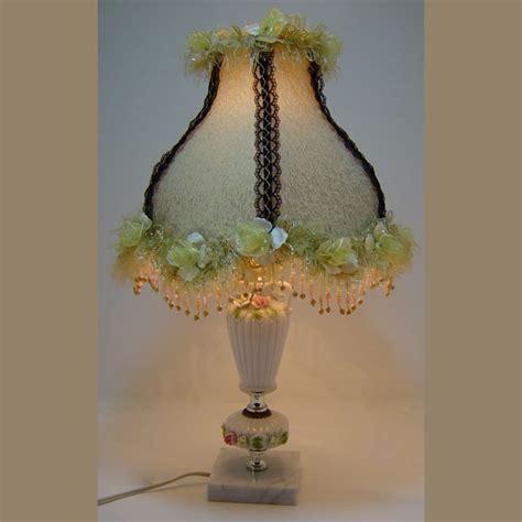 Lshade Handmade - creating handmade ls and shades handmade green silk