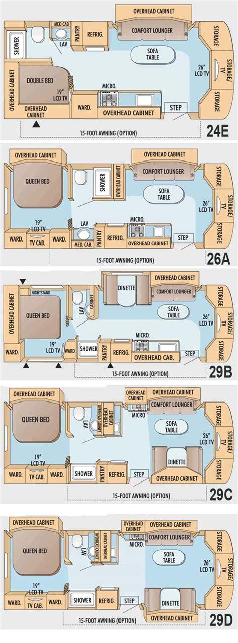 jayco class c motorhome floor plans jayco class c motorhome floor plans gurus floor