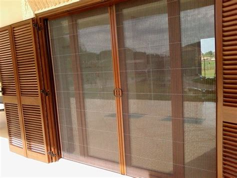 persiane a soffietto zanzariere per porte finestre porte modelli di