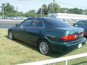 1998 Acura Integra 4 Door 1998 Integra Ls 4 Door F S F T