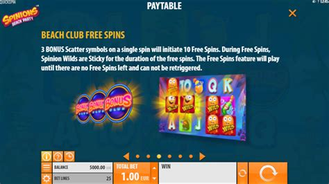 free themes download for cherry mobile spin review of spinions beach party mobile slot by quickspin